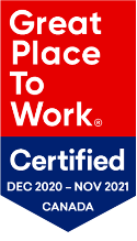 Great Place to Work 2020-2021